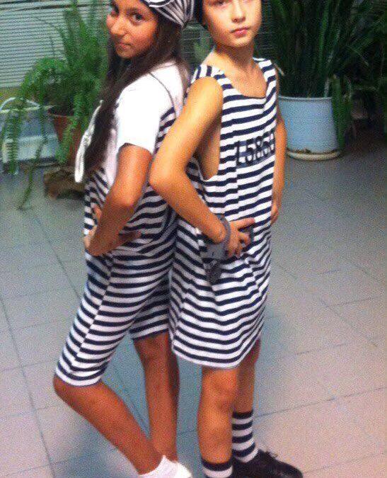 СТИЛЬные заключенные