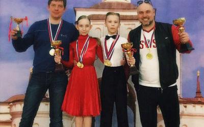 С Первенства Владимирской области!