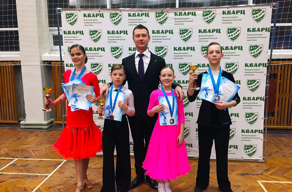 Хрустальный Кубок-2018