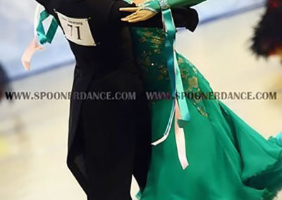 бальные танцы стиль