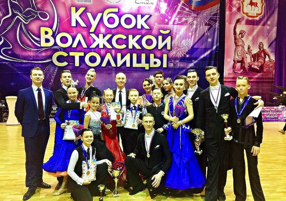 Кубок Волжской Столицы 2018