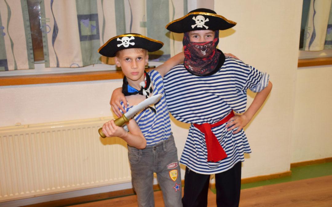 Пираты!!!