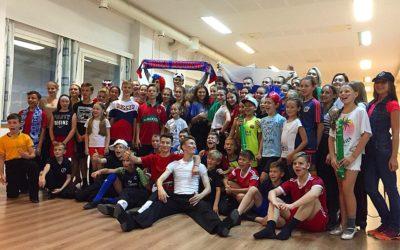 Футбольная лихорадка в Березке-2018