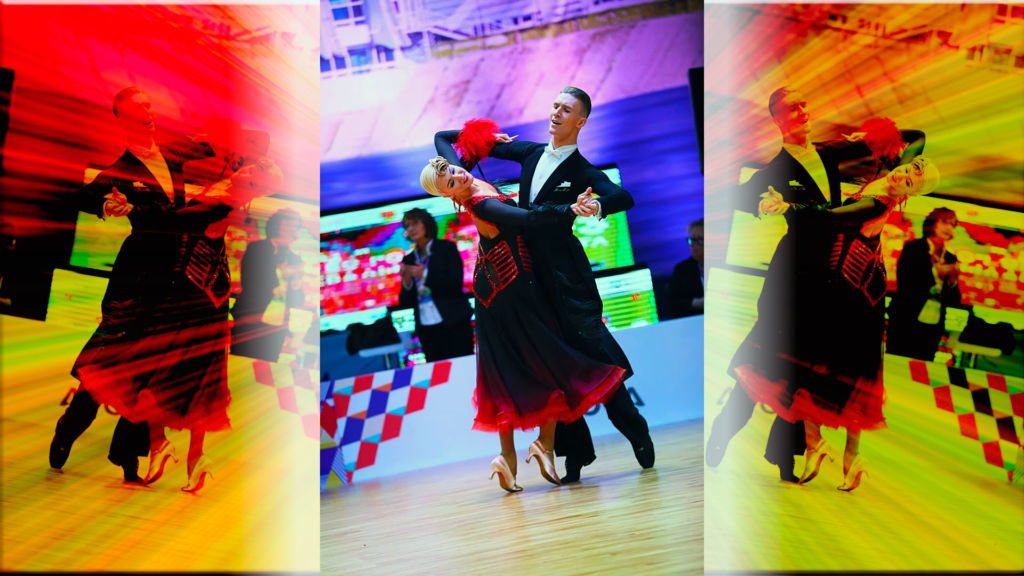 WDSF WORLD OPEN STANDART в Македонии