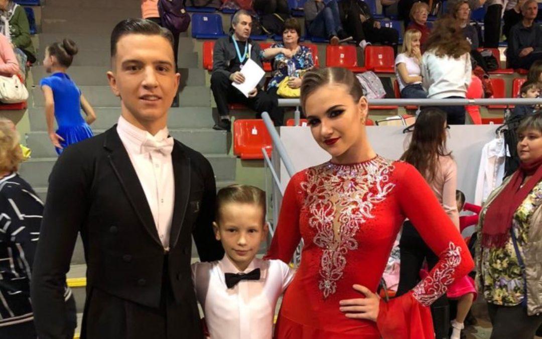 Стиль на турнире 'Зимнее танго-2019'