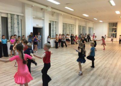 танцевальная практика тсц стиль