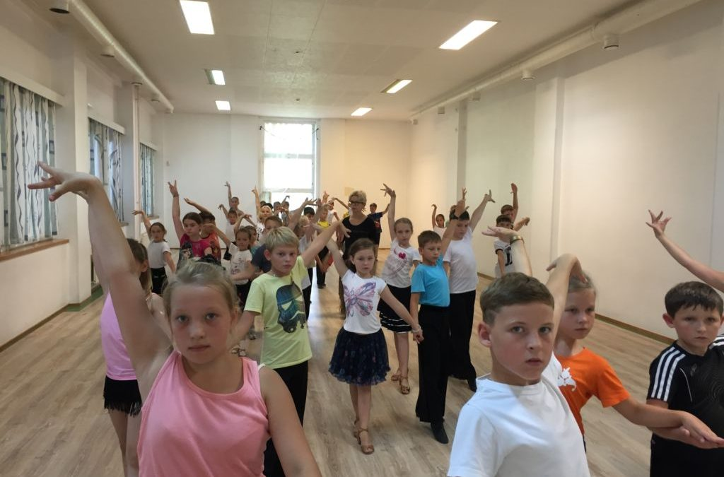 Седьмой день танцевальных сборов