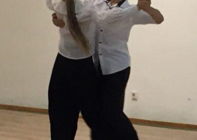 тсц стиль танцевальные сборы Black & White
