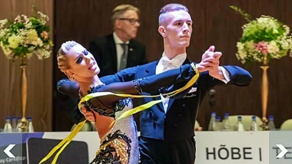 Успех на WDSF World Open 2018