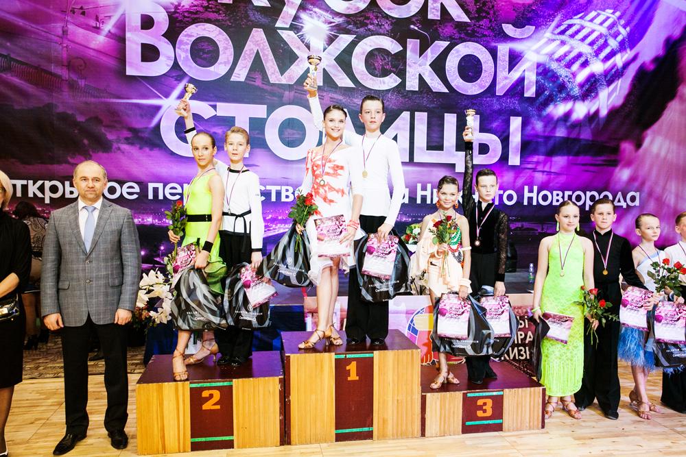 Видео Кубок Волжской столицы 2019