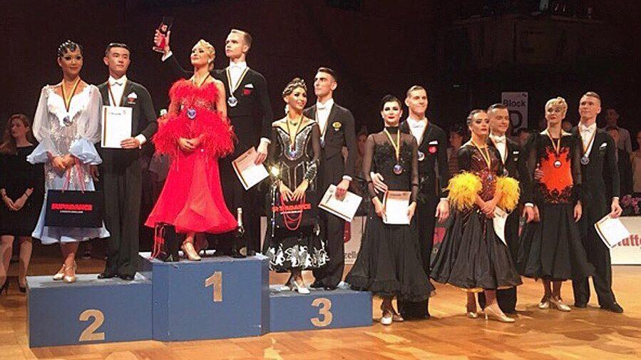 """Открытый Чемпионат Германии """"GOC-2019"""" в Штутгарте"""