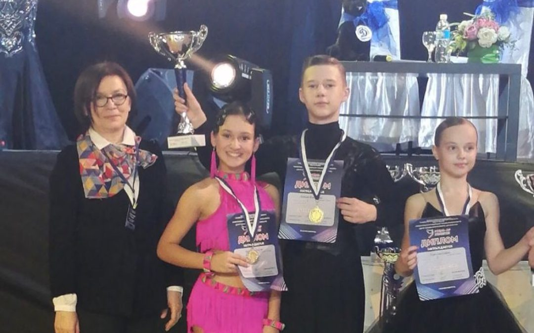 «Стиль» на 'Dynamo Cup-2019'
