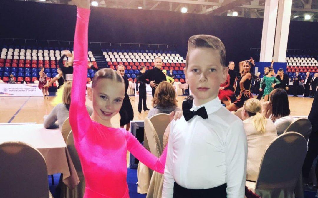 «Стиль» в Москве на турнире 'Ритм-2019'