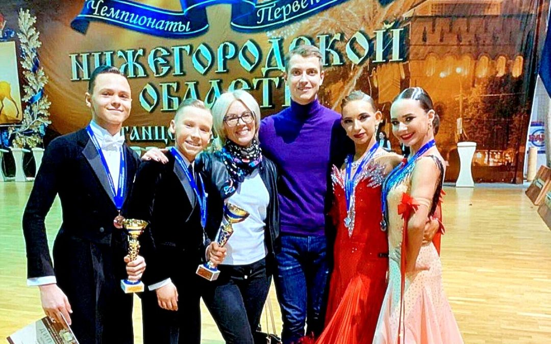 Новые победы в Чемпионатах и Первенствах!