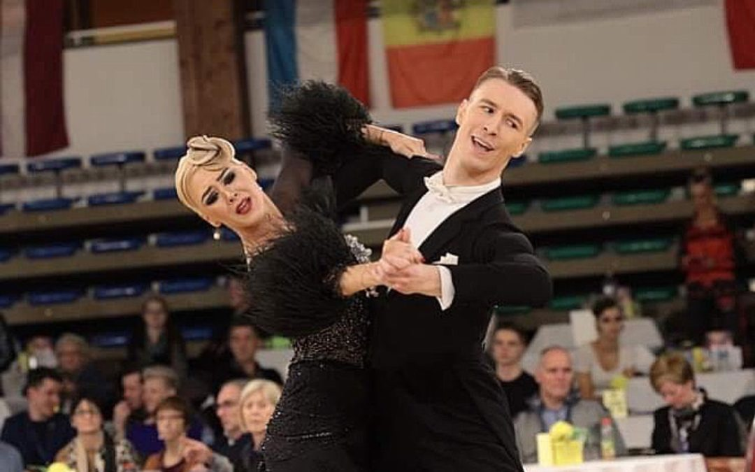 WDSF WORLD OPEN STANDART в Бельгии