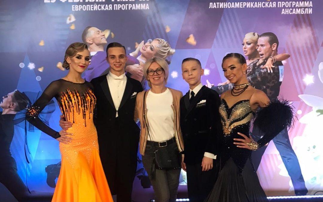 2 блок Чемпионатов и Первенств в Москве