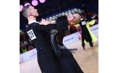 Блок Чемпионатов и Первенств России по танцевальному спорту